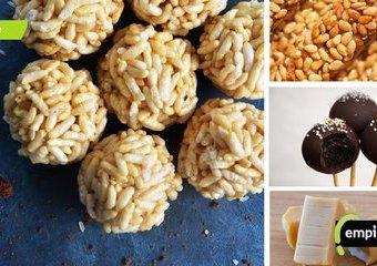 Jak zrobić szyszki, sezamki, lizaki – domowe słodycze jak ze straganu?