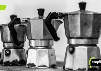 Jaką kawiarkę wybrać – dużą czy małą? Jaka pojemność kawiarki jest najlepsza?