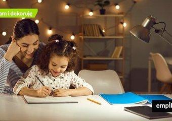Jaka lampka biurkowa sprawdzi się dla dziecka?
