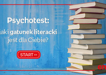 Jaki gatunek literacki najbardziej do Ciebie pasuje?