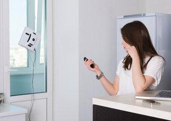 Jaki robot do mycia okien?