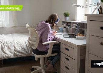 Jakie biurko dla ucznia będzie najlepsze? Ustawiamy biurko w pokoju dziecka