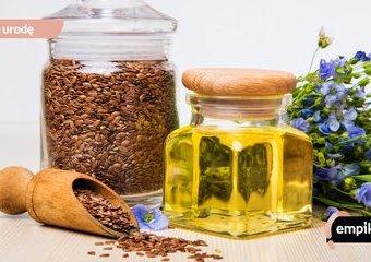 Jakie są właściwości oleju lnianego? Zastosowania na włosy, skórę i twarz