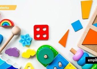 Jakie zabawki edukacyjne dla rocznego dziecka?