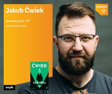Jakub Ćwiek | Empik Bonarka