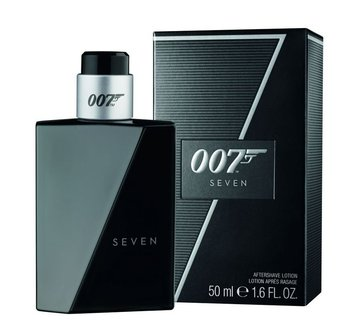 James Bond 007, Seven, woda po goleniu, 50 ml - James Bond