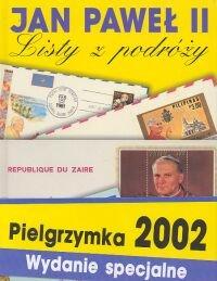 Jan Paweł II. Listy z Podróży Tom 1-Opracowanie zbiorowe