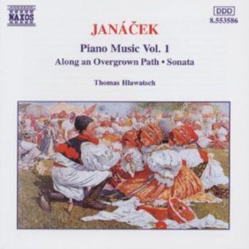 Janácek: Piano Music, Vol. 1-Hlawatsch Thomas
