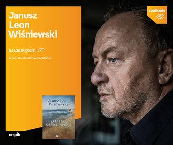 Janusz Leon Wiśniewski | Empik Galeria Bałtycka