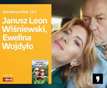 Janusz Leon Wiśniewski, Ewelina Wojdyło –  PREMIERA ONLINE