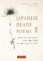 Japanese Death Poems - Hoffmann Yoel