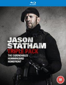 Jason Statham Triple Pack (brak polskiej wersji językowej)-Stallone Sylvester, Knight Steven, Fleder Gary