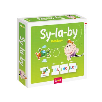 Jaw, gra edukacyjna Sylaby-Jawa