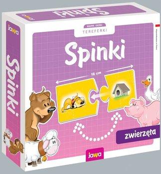 Jawa, gra edukacyjna Spinki - Zwierzęta-Jawa