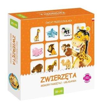 Jawa, gra rodzinna Memory Zwierzęta-Jawa