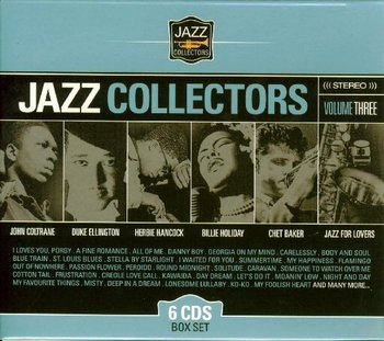 Jazz Collectors. Volume 3 (Remastered) - Coltrane John, Hancock Herbie, Baker Chet, Holiday Billie, Ellington Duke, Simone Nina