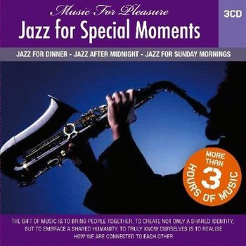 Jazz For Special Moments - Various Artists