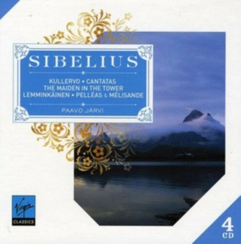 Jean Sibelius: Kullervo/Cantatas/The Maiden in the Tower/...