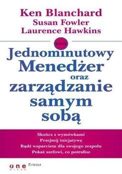 Jednominutowy menedżer oraz zarządzanie samym sobą                      (ebook)