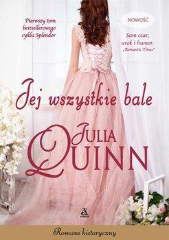 Jej wszystkie bale-Quinn Julia