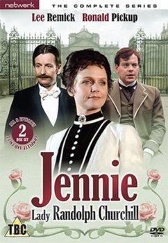Jennie - Lady Randolph Churchill: The Complete Series (brak polskiej wersji językowej)-Jones James Cellan