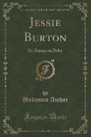 Jessie Burton - Author Unknown
