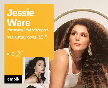 Jessie Ware – Premiera online z mikrokoncertem