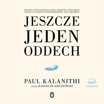 Jeszcze jeden oddech-Kalanithi Paul