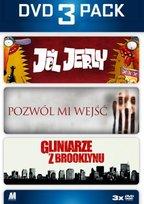 Jeż Jerzy / Pozwól mi wejść / Gliniarze z Brooklynu