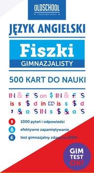 Język angielski. Fiszki gimnazjalisty. 500 kart do nauki-Fleischer Ewa