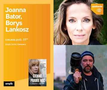 Joanna Bator, Borys Lankosz | Empik Junior