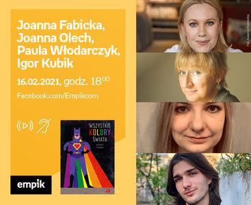 Joanna Fabicka, Joanna Olech, Paula Włodarczyk, Igor Kubik – Premiera online