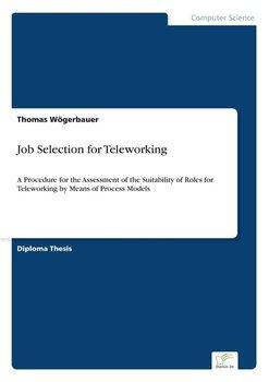 Job Selection for Teleworking-Wögerbauer Thomas