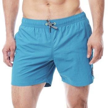 b7de43f432d436 Jobe, Szorty kąpielowe męskie, Swimshorts, jasno-niebieskie, rozmiar ...