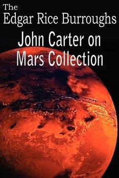 John Carter on Mars Collection-Burroughs Edgar Rice