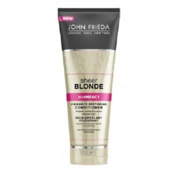John Frieda, Sheer Hi, odżywka odbudowująca zniszczone blond włosy, 150 ml-John Frieda