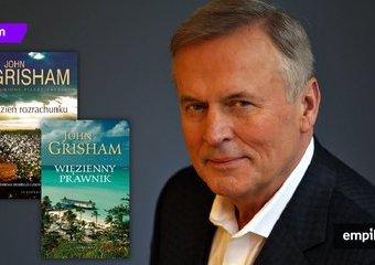 John Grisham i powrót prawniczych thrillerów