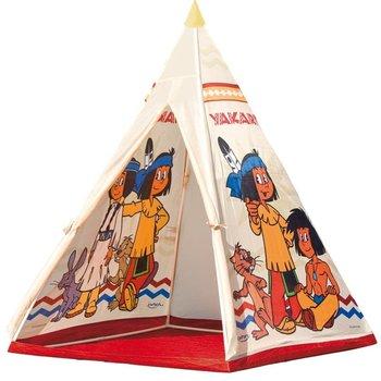 John, namiot Yakari Tipi