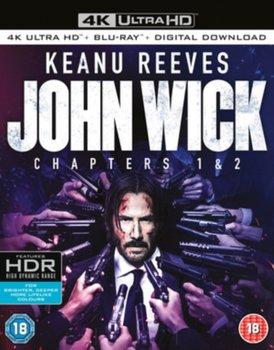 John Wick: Chapters 1 & 2 (brak polskiej wersji językowej)-Stahelski Chad