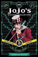 JoJo's Bizarre Adventure: Part 1--Phantom Blood, Vol. 2-Araki Hirohiko