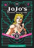 JoJo's Bizarre Adventure: Part 1--Phantom Blood, Vol. 3-Araki Hirohiko