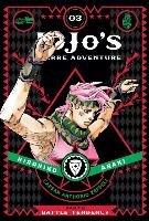 JoJo's Bizarre Adventure: Part 2--Battle Tendency, Vol. 3-Araki Hirohiko