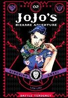 JoJo's Bizarre Adventure. Part 2. Battle Tendency. Volume 2-Araki Horihiko
