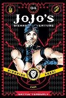 Jojo's Bizarre Adventure. Part 2. Battle Tendency. Volume 4 - Araki Hirohiko