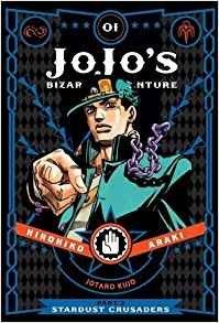 JoJo's Bizarre Adventure: Part 3. Stardust Crusaders, Vol. 1-Araki Hirohiko