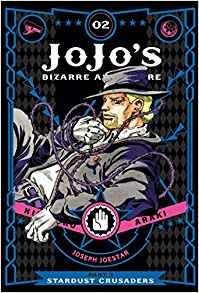 JoJo's Bizarre Adventure: Part 3--Stardust Crusaders, Vol. 2-Araki Hirohiko