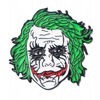 Joker postać Batman emaliowana przypinka-Pinets