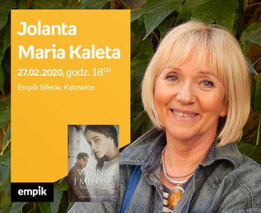Jolanta Maria Kaleta   Empik Silesia