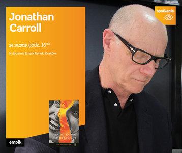Jonathan Carroll | Księgarnia Empik Rynek