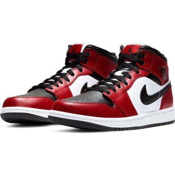 Jordan Buty Sportowe Meskie 1 Mid Chicago Black Toe Rozmiar 50 5 Jordan Sport Sklep Empik Com